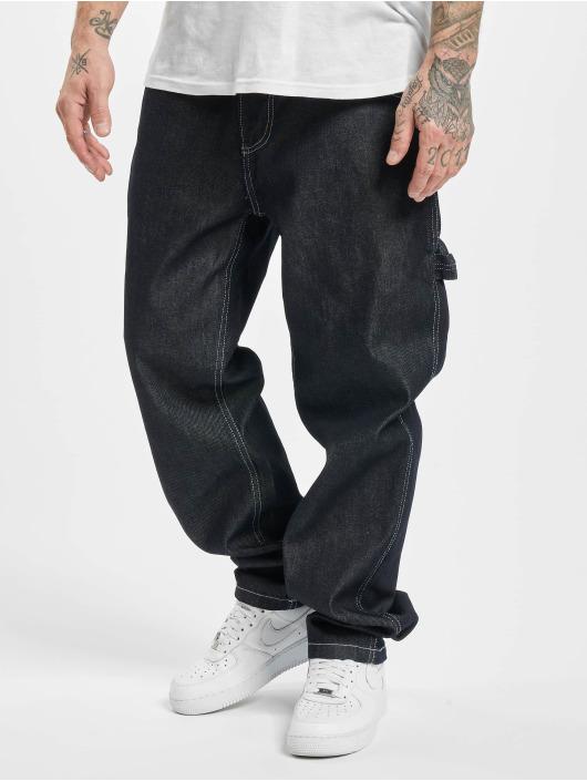 Dickies Straight Fit Jeans Garyville blau