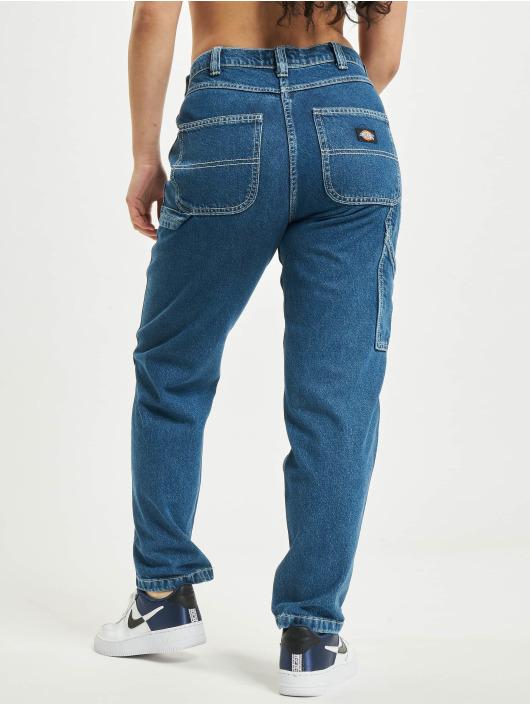 Dickies Straight Fit Jeans Ellendale blau