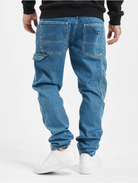 Dickies Straight Fit Jeans Hillsdale blue