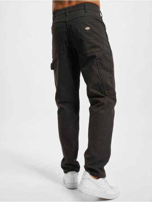 Dickies Straight Fit Jeans Carpenter schwarz