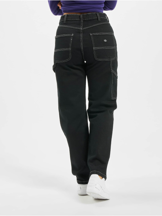 Dickies Straight Fit Jeans Park City svart