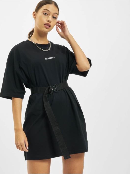 Dickies Sukienki Clara City czarny