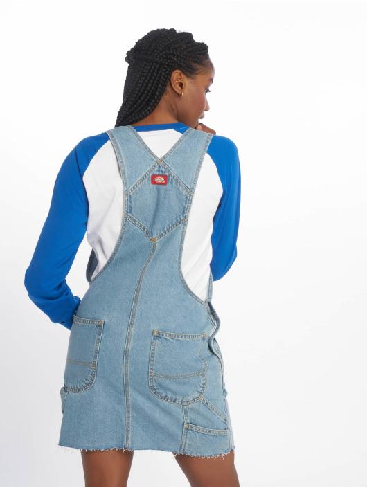 Dickies Sukienki Hopewell niebieski