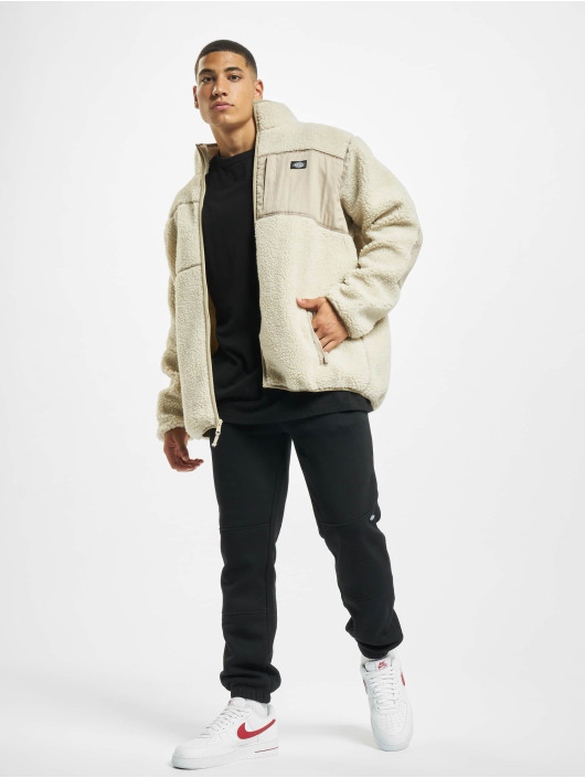 Dickies Sweat & Pull Red Chute Sherpa beige
