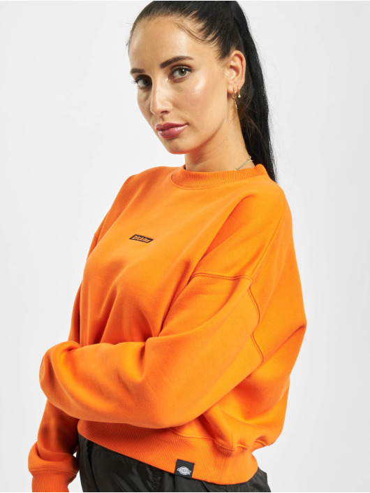 Dickies Sweat & Pull Ferriday Cropped orange