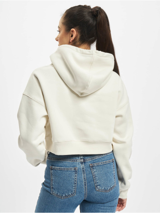Dickies Sweat capuche Oakport Cropped beige