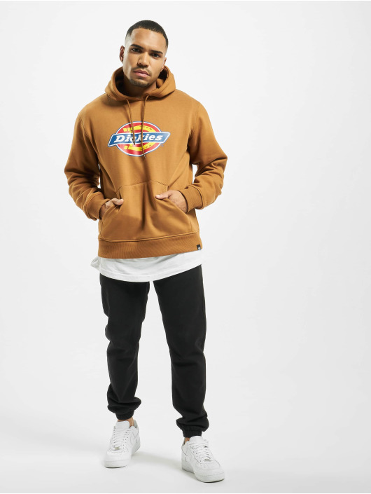 Dickies Sweat capuche San Antonio brun