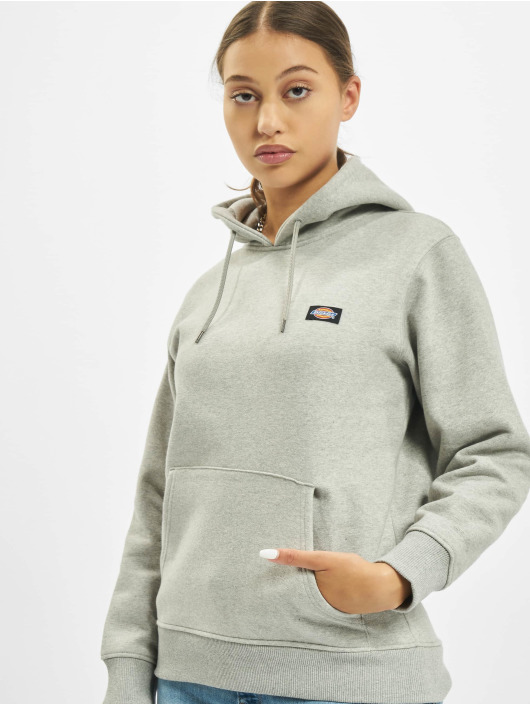 Dickies Sweat capuche Oklahoma W gris