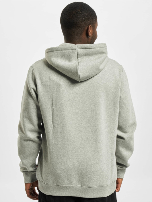 Dickies Sweat capuche Icon Logo gris