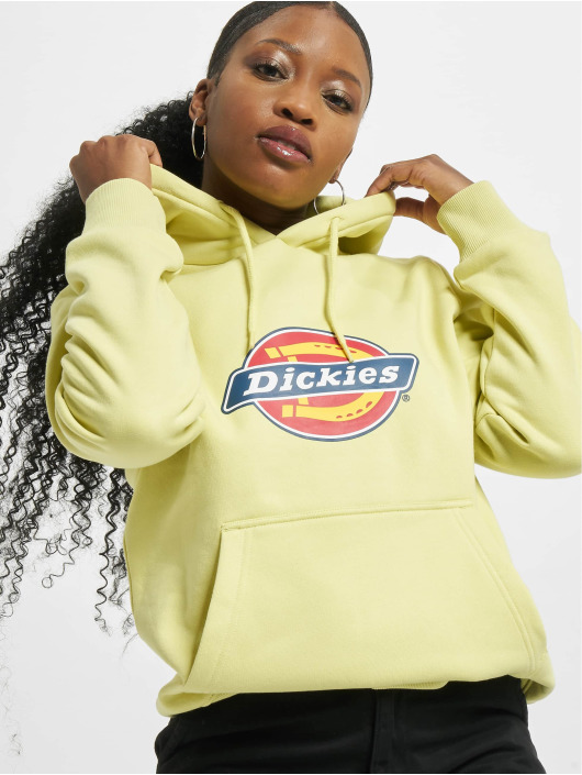 Dickies Sweat capuche Icon Logo jaune