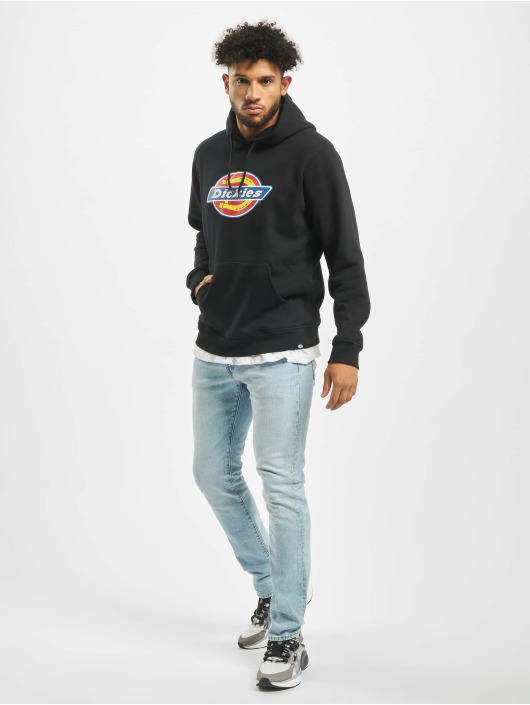 Dickies Sweat capuche San Antonio noir
