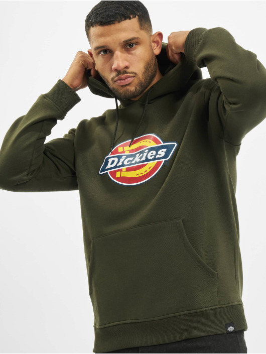 Dickies Sweat capuche San Antonio Regular olive