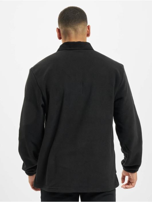 Dickies Swetry Morganza Polo czarny