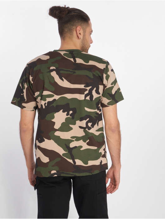 Dickies T-paidat Horseshoe camouflage
