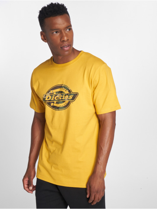 Dickies T-paidat HS One Colour keltainen