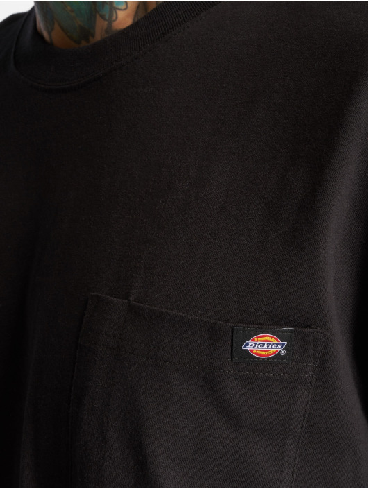 Dickies T-paidat Pocket musta