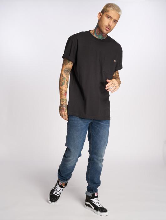 Dickies T-paidat Pocket musta