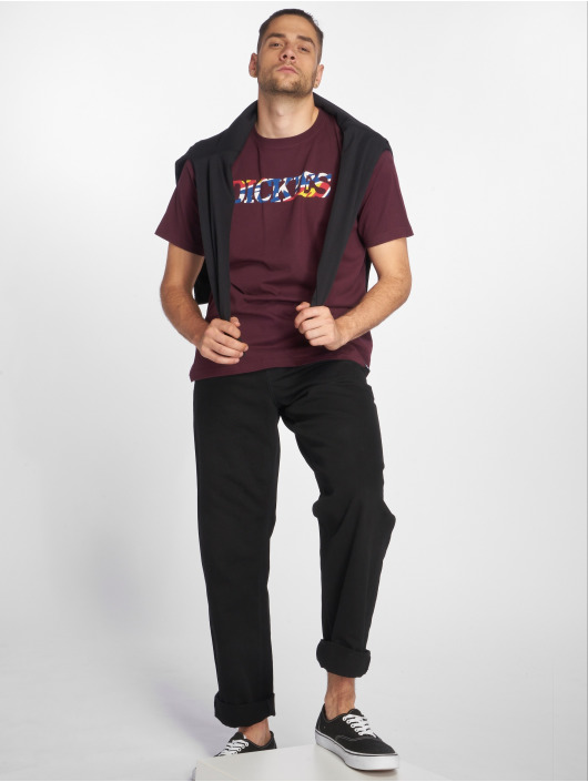 Dickies T-paidat Arcola punainen