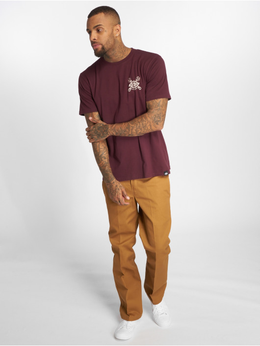 Dickies T-paidat Toano punainen