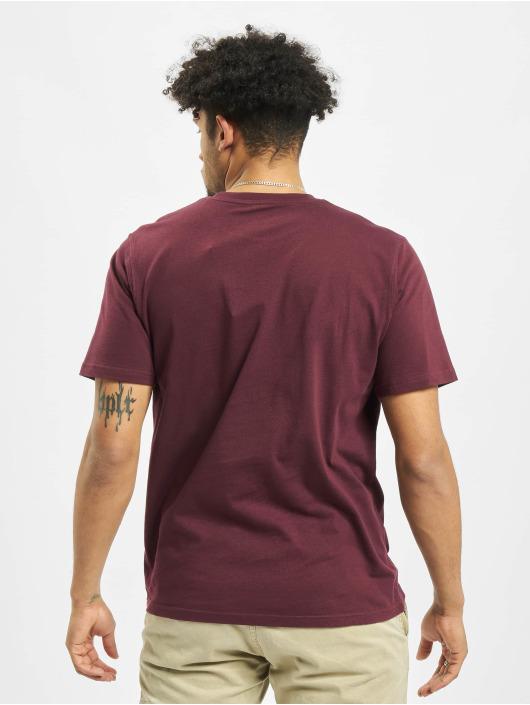 Dickies T-paidat Horseshoe punainen