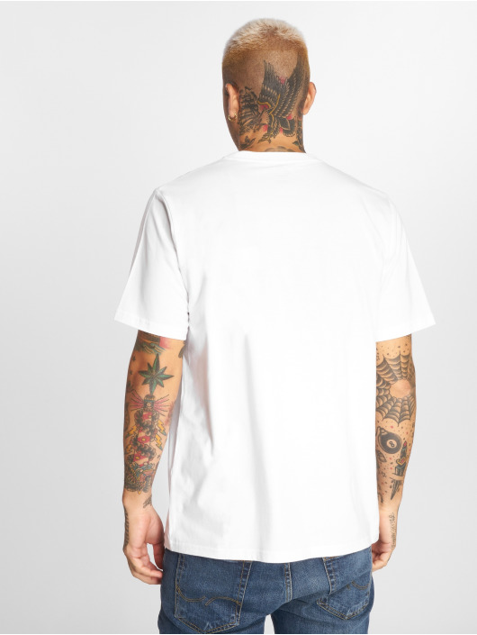 Dickies T-paidat HS One Colour valkoinen