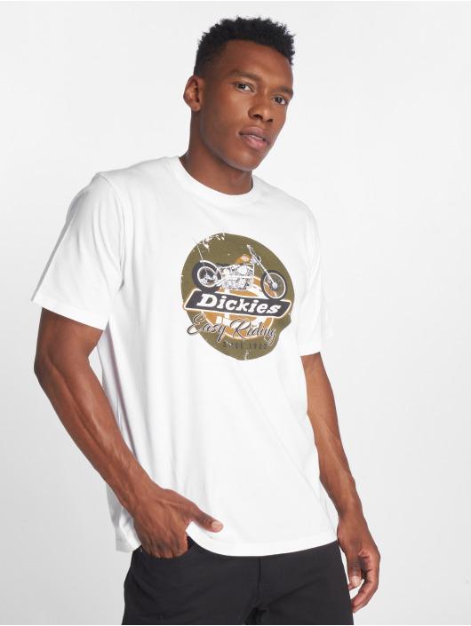 Dickies T-paidat Middletown valkoinen