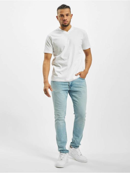Dickies T-paidat V-Neck 3-Pack valkoinen