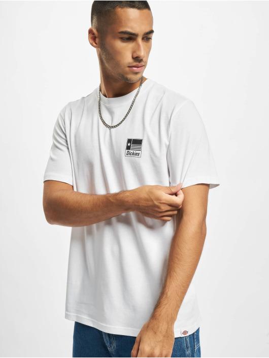 Dickies T-paidat Taylor SS valkoinen