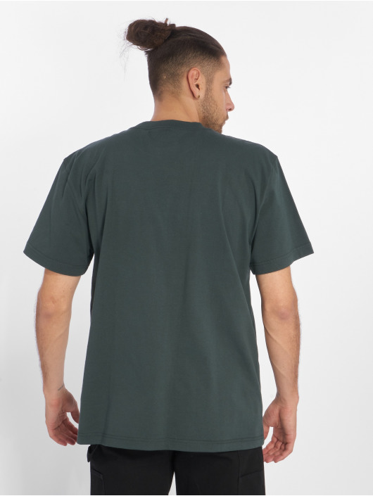 Dickies T-paidat Pocket vihreä