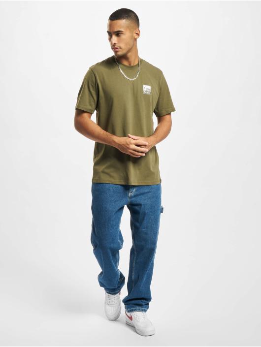 Dickies T-paidat Taylor SS vihreä