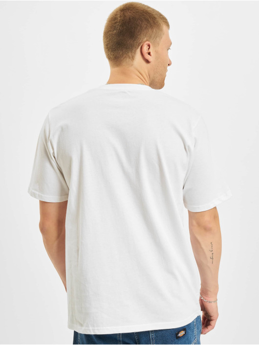 Dickies T-shirt Horseshoe bianco
