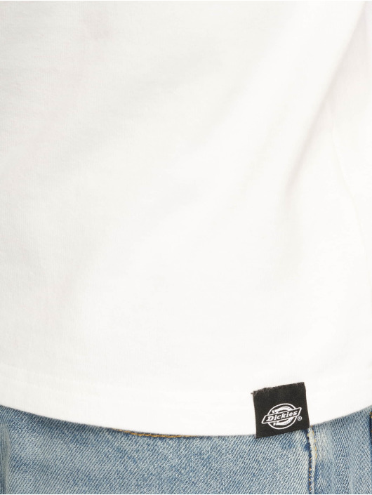 Dickies T-shirt Pamplin bianco