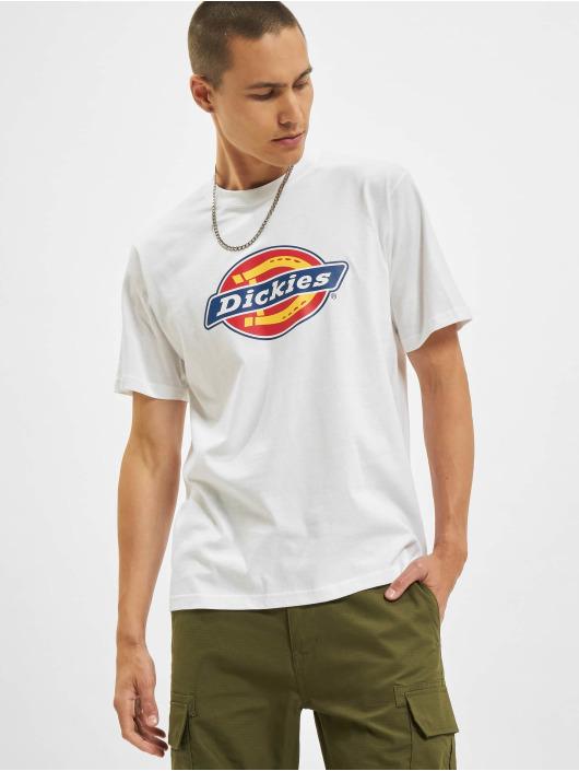 Dickies T-shirt Horseshoe bianco
