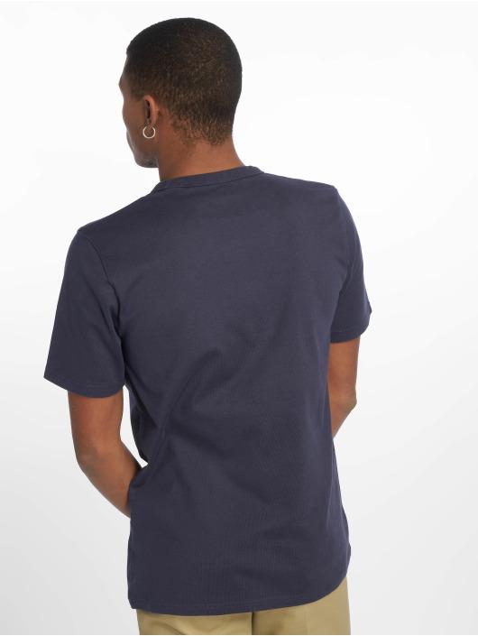 Dickies T-shirt Pamplin blå