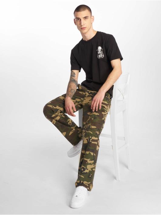 Dickies T-Shirt Selkrik black