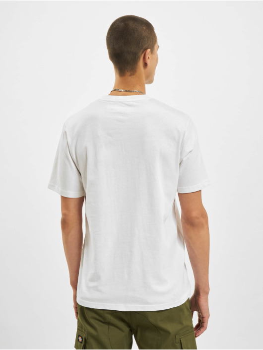 Dickies T-Shirt Horseshoe blanc