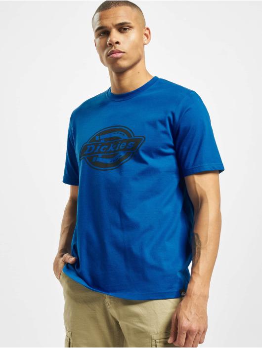 Dickies T-Shirt HS One Colour blau