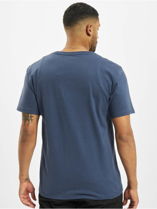 Dickies T-Shirt Campt blau