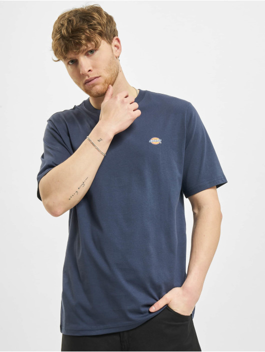 Dickies T-Shirt Mapleton blau