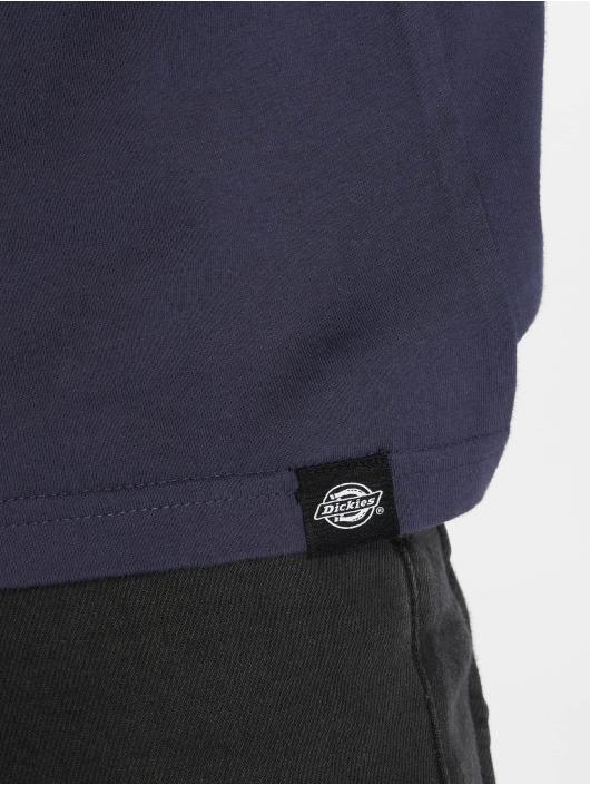 Dickies t-shirt Finley blauw