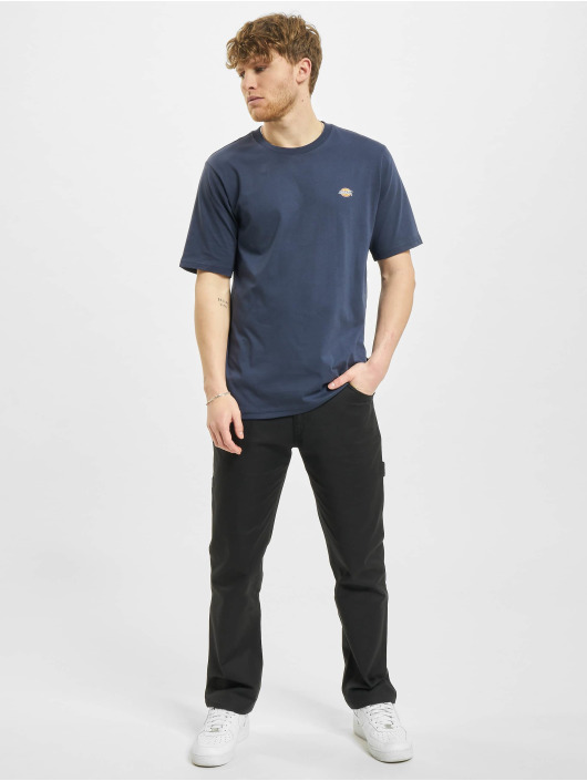 Dickies t-shirt Mapleton blauw