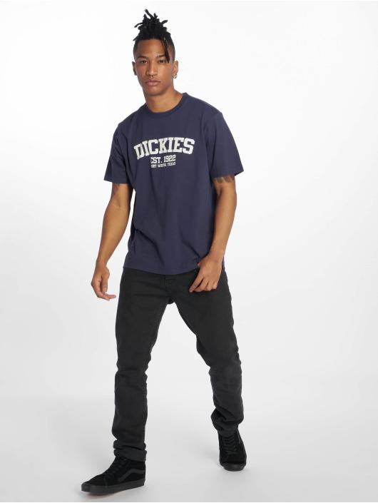 Dickies T-Shirt Finley bleu