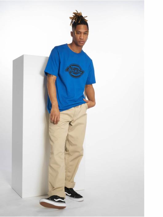 Dickies T-Shirt HS One Colour bleu