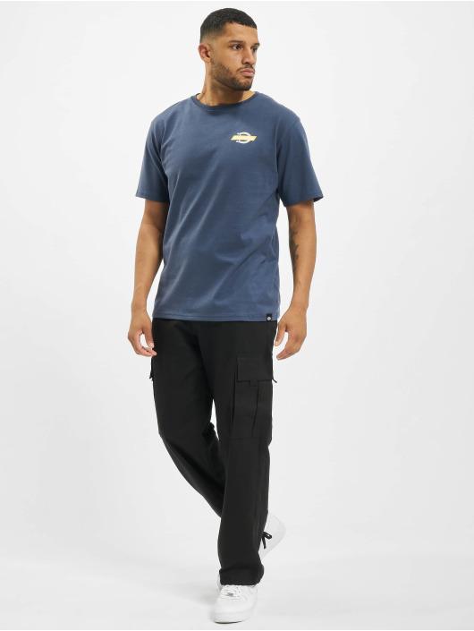 Dickies T-Shirt Ruston bleu