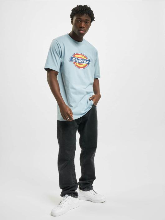 Dickies T-Shirt Icon Logo bleu