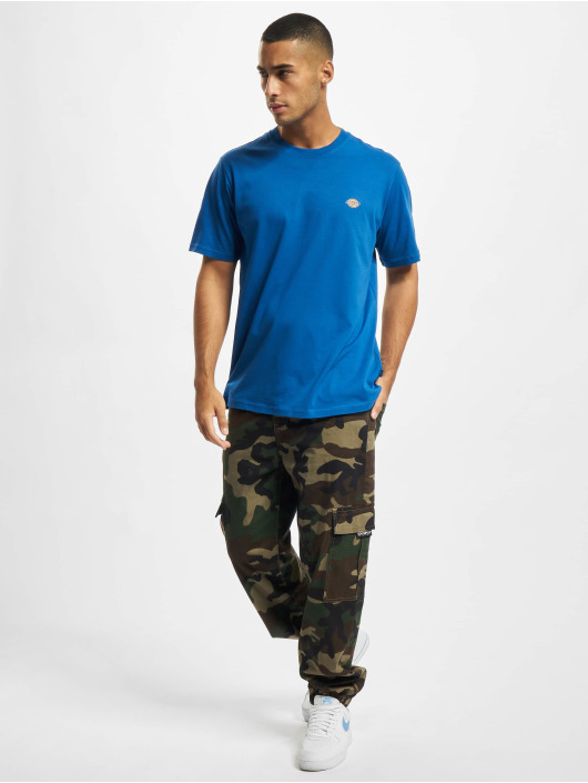 Dickies T-Shirt Mapleton bleu