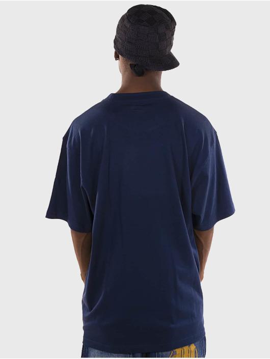 Dickies T-shirt Horseshoe blu