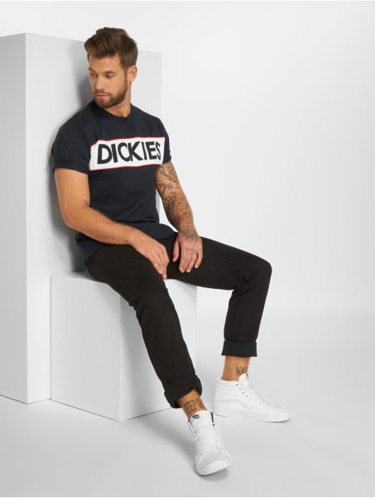 Dickies T-Shirt Challands blue