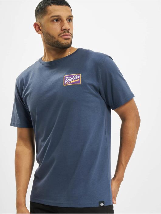 Dickies T-Shirt Campt blue