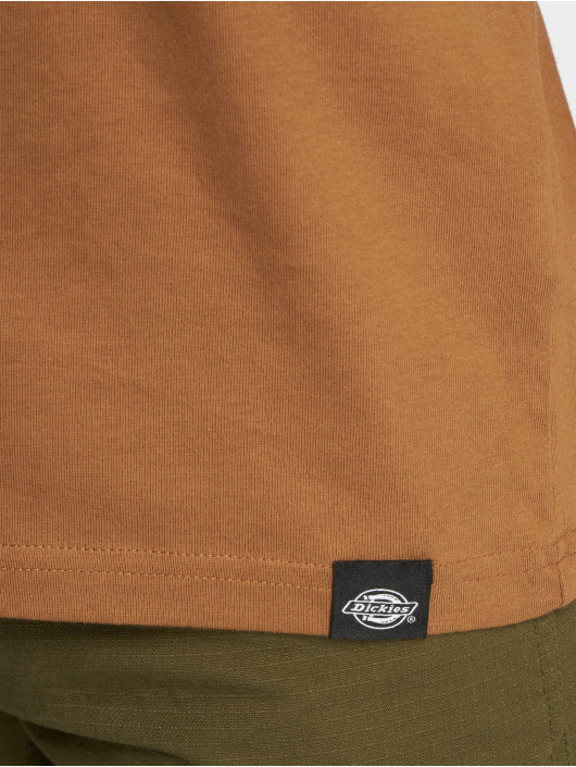 Dickies T-Shirt Stockdale brun